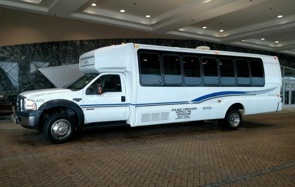 20 Passenger Luxury Coach- 602